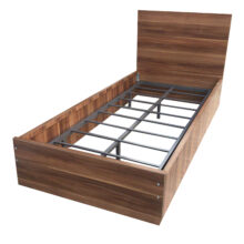 تخت خواب یک نفره مدل AK_B_AlbrzV سایز ۹۰×۲۰۰ سانتی متر