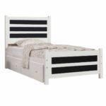 تخت خواب یک نفره کد SP02 سایز 90x200 سانتیمتر